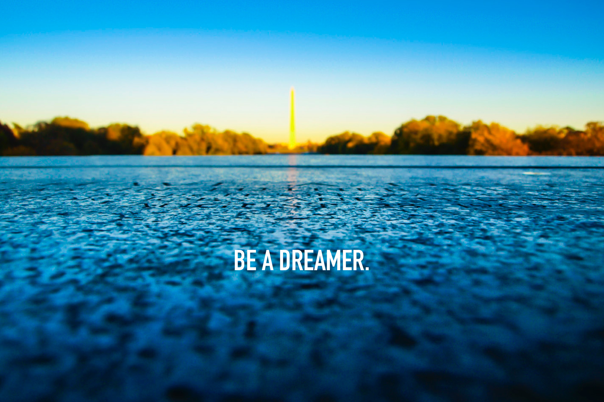 White Rice Advertising - Be a Dreamer